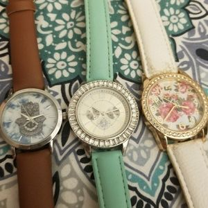 🧡Sale Item- 3pc Watch Set